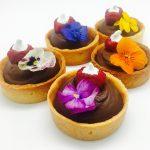 Bloem Chocolade Framboos Taartje