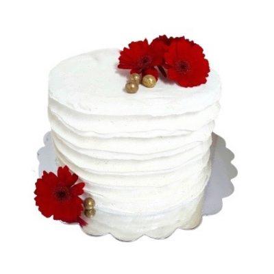 red velvet cake taart layer patisserie haarlem
