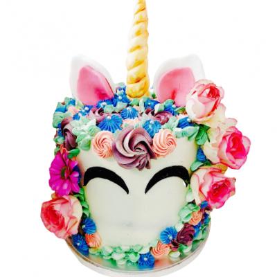 unicorn verjaardag cake me cup merry christmas haarlem patisserie taart taarten cup cake