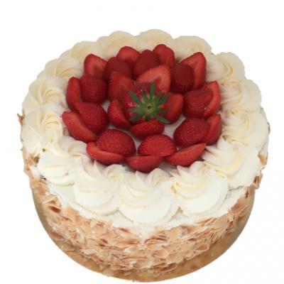smagroom taart mascarpone patisserie haarlem