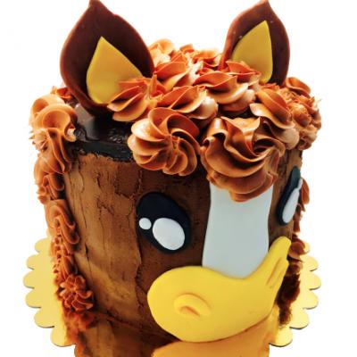 haarlem patisserie vegan chocolade cake
