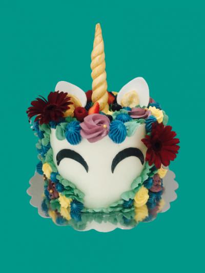 vegan unicorn cake patisserie haarlem