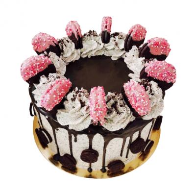 oreo taart cake haarlem patisserie taart taarten cup cake