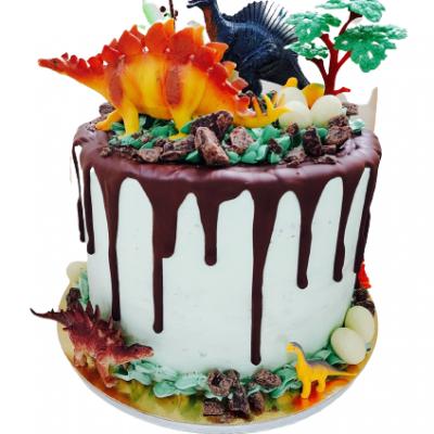 dino cake me cup merry christmas haarlem patisserie taart taarten cup cake
